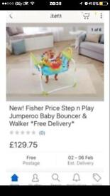 Walk with me jumperoo
