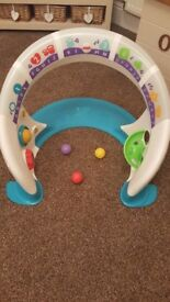 Bright beat smart touch baby playset