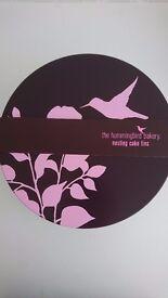 Hummingbird bakery complete set - new and unused