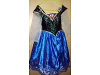 Frozen Anna dress age 5 - 6 years