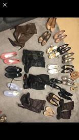 Shoe bundle uk size 4