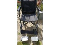 New Trolly, wheelchair, coay cover, folding toliet seat