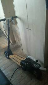50cc petrol scooter
