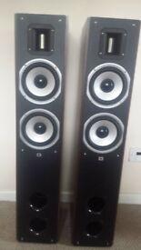 XTZ 89 Front Floorstanding Speakers