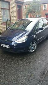 2007 Ford S-max 1.8 tdci 7 seater Diesel