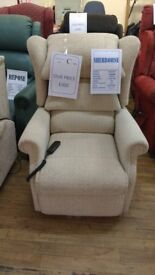 Sherborne Windsor Electric Rise and Recline Chair, Can Deliver