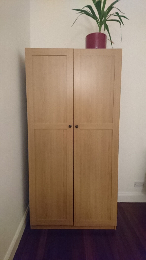 IKEA double wardrobe