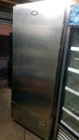 Foster wider commercial chiller Stainless steel fully working with guaranty in excellent condition