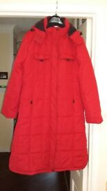 Cotton Traders Ladies Quilted Coat
