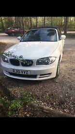 BMW 118i convertible