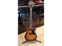 Stunning Much Sought-after 1978 Yamaha SG-2000 Flame Tobacco Sunburst Electric Guitar Hardly Played