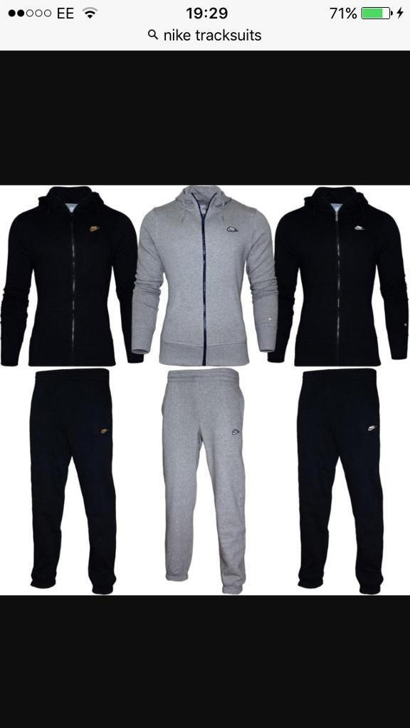Nike track suits mens and womens and kidsin Haringey, LondonGumtree - Nike authentic track suits all sizes and colours and in mens women and kids very cheap ring this number 07931952847