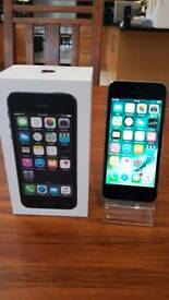 IPhone 5s 16gb space grey unlocked immaculate
