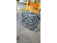 Rocks 100 to 150mm for Gabions or garden rockery
