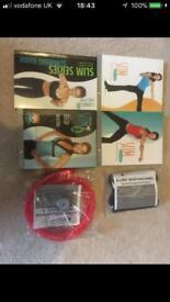 Slim in 6 weeks & Slim in 6 Express DVDs (8 in total)