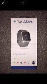 Fitbit blaze - brand new