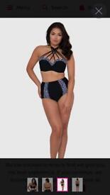 Curvy Kate galaxy bikini 38g