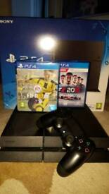 Banned online ps4 with two games