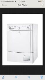 Indesit 8kg Condenser Tumble Dryer - IDCA8350BH