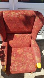 Very Good Condition Arm Chair For sale