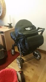 pram very good condition must be seen