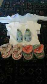 Baby bundle from 0-3 months