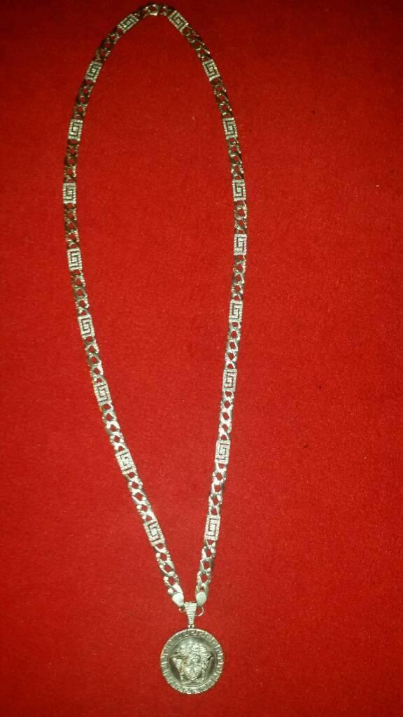 Versace necklace medusa pendant in slough berkshire gumtree versace necklace medusa pendant aloadofball Images