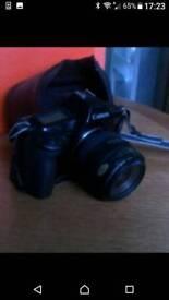 Cannon camera EOS 650 +Zoom EF35/70