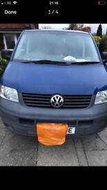 VW T5 Transporter