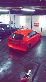 2006 56 Audi S3 2.0 Tfsi 3dr Red