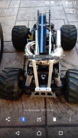 Rc Fg26cc petrol monster truck