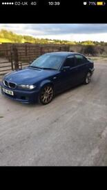 Bmw e46 320d for breaking