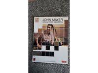 John Mayer Room For SquaresGuitar Songbook Sheet Music TAB