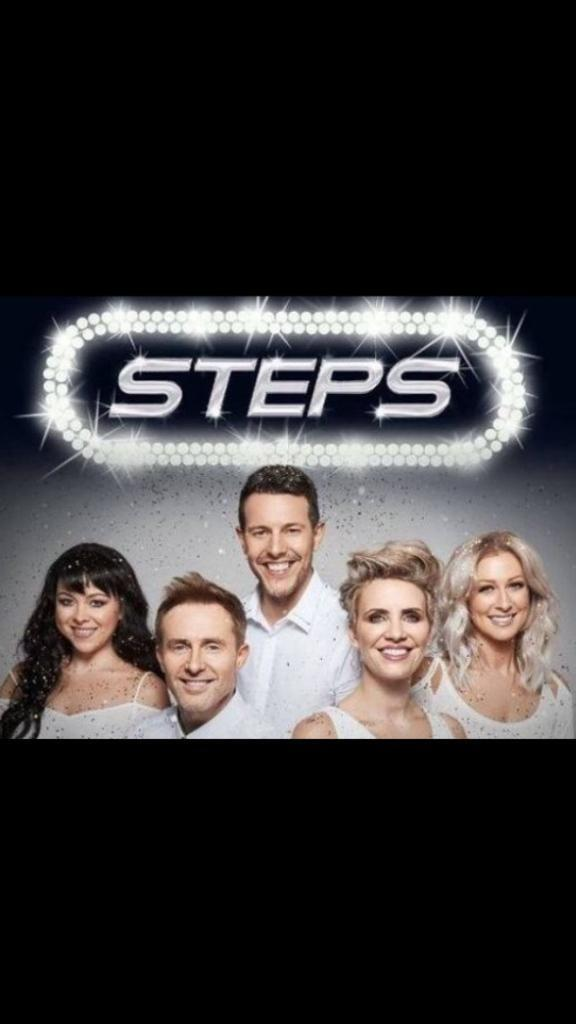 Steps Tickets Newcastle Metro Arena 20/11/17