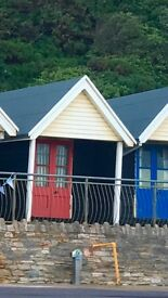 Beach Hut to rent for Bournemouth Air Show