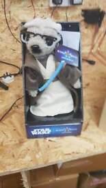 Sergei the Meerkat