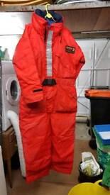 Floatation Suit