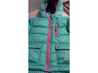 Girls H&M Coat
