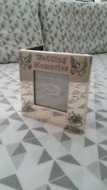 M&S Wedding Memories Keep Safe DVD holder