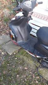 Sinnis Harriet 125 very low miles