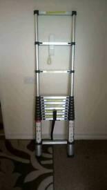 Forgefix 3.8m telescopic ladder