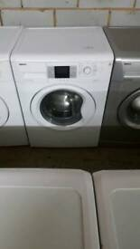 BEKO 8KG 1200 SPIN WASHING MACHINE WITH 3 MONTHS GUARANTEE