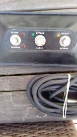 Peavey Triumph Amplifier Footswitch