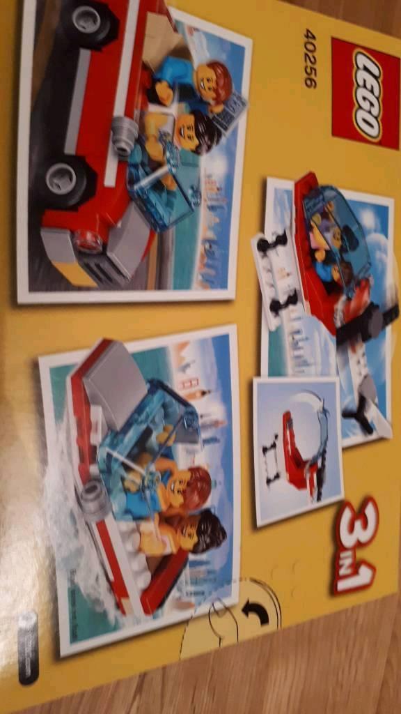 Lego creator 3 in 1 creator the world BNIB