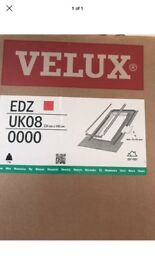 Velux flashing kit. Brand new in box EDZ UK08 134cm x 140cm
