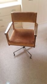 Antique Directors Chair Mid Century