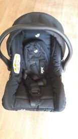 JOIE BABY CAR SEAT only £20