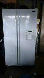 Samsung Fridge Freezer.