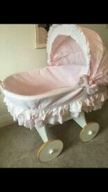 MJ Mark Baby Crib
