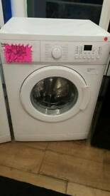 BEKO 7KG LOAD 1200 SPIN WASHING MACHINE IN WHITE